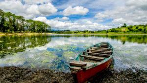 Viaje a las cataratas y a la Laguna Lemoa en Quiché   Junio 2019