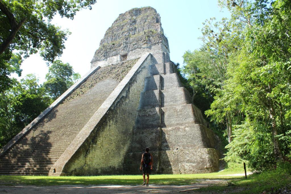 Visita el Templo V