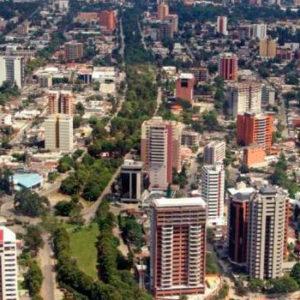 Beneficio de la densidad urbana en la ciudad de guatemala