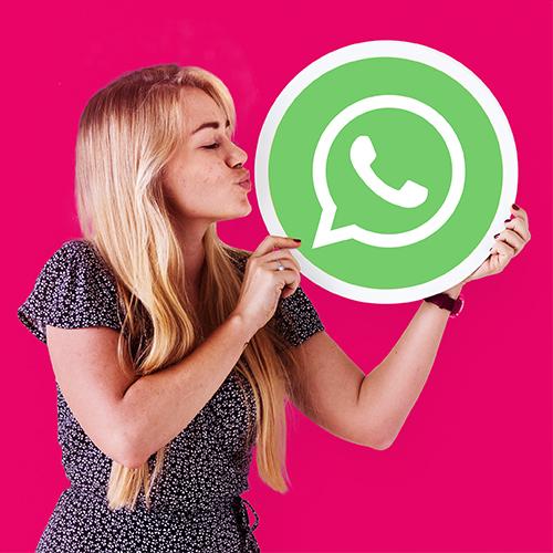 Guatemaltecos pueden obtener WhatsApp ¡Sin pajas! con Tuenti