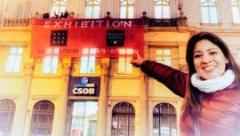 Artistas guatemaltecos cautivan con su talento en Praga, República Checa