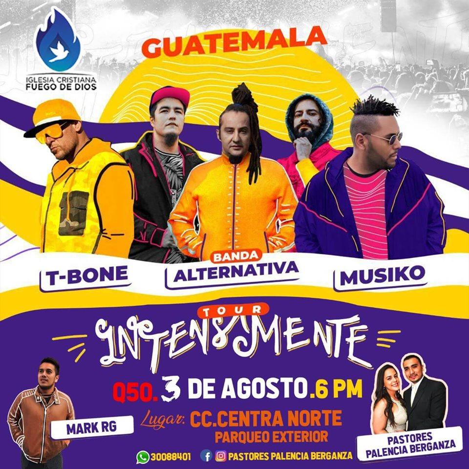 (Foto: Ticket Guatemala)