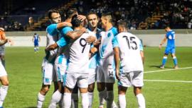 Alineación de Guatemala para el partido amistoso vs. Paraguay, junio 2019