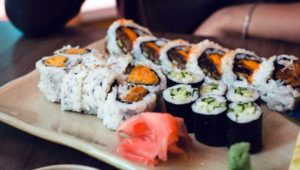 All you can eat de sushi en Restaurante Sakura | Junio 2019