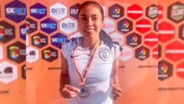 Ana Lucía Martínez fue subcampeona del Euro Winners Cup 2019 de Playa
