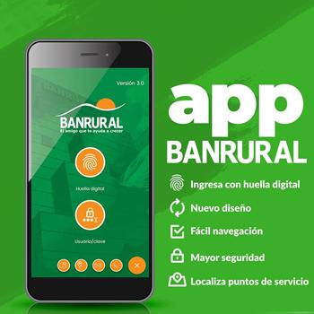 Banrural ahora te permite gestionar tu cuenta en línea, totalmente gratis