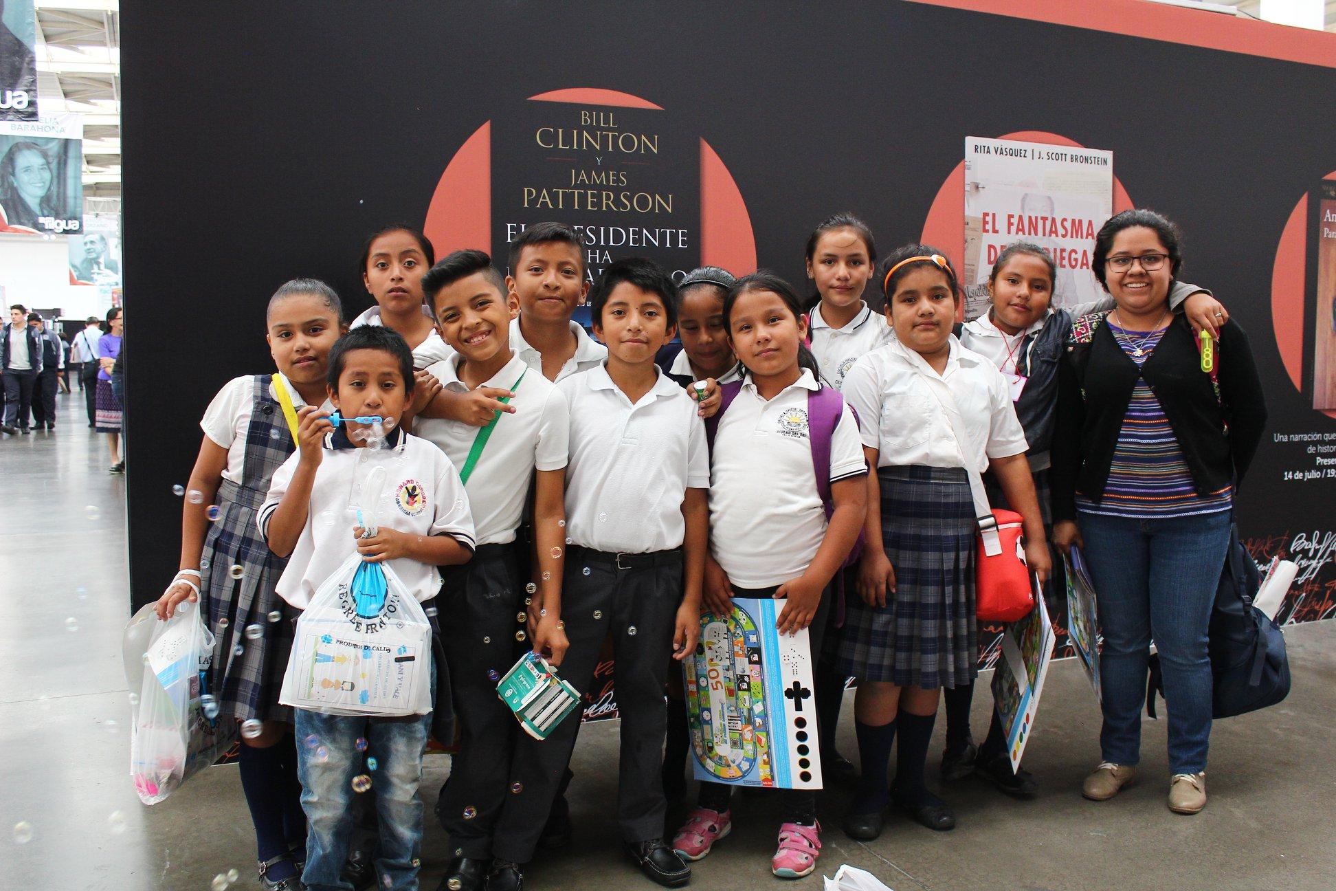 Buscan voluntarios para la Feria Internacional del Libro en Guatemala, Filgua