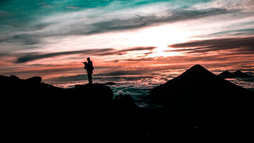 Campamento en el Volcán Acatenango | Julio 2019