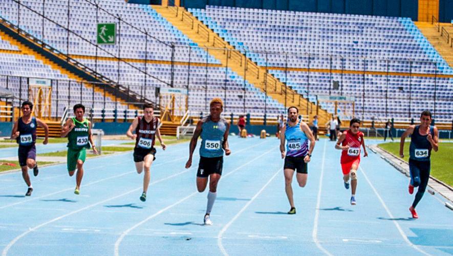 Campeonato Nacional Mayor de Atletismo   Junio 2019