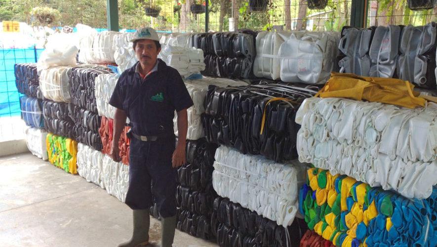 CampoLimpio Guatemala agroquímicos