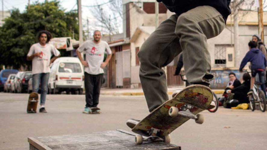 Celebración del Día del Skate en Guatemala   Junio 2019