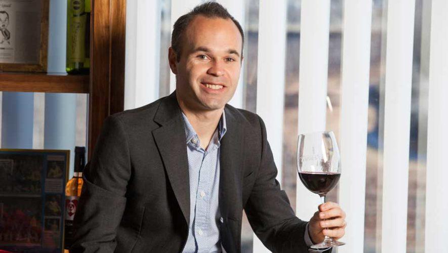 Cena y maridaje de vinos de la bodega Iniesta | Junio 2019