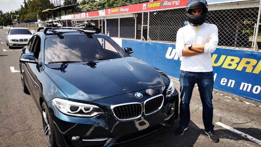 Clase de manejo deportivo para principiantes de BMW Auto Club | Julio 2019