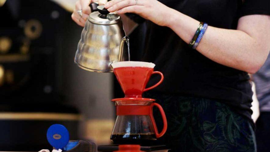 Clase para aprender a preparar el método de café V60 | Julio 2019