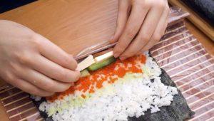 Clase para aprender a preparar sushi | Junio 2019