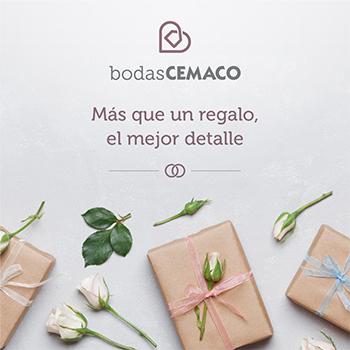 Cómo registrar tu evento en Bodas CEMACO