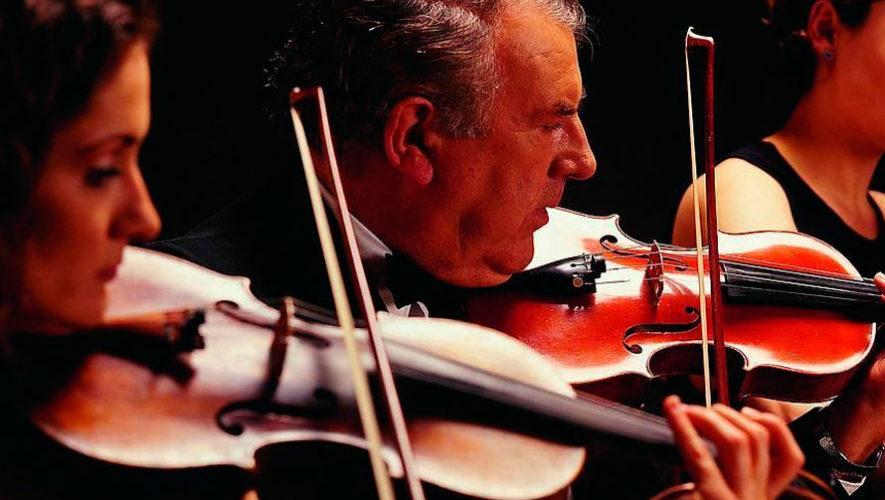 Concierto con trío de cuerdas en Antigua Guatemala | Junio 2019