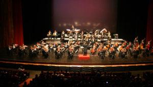Concierto de la Orquesta Sinfónica Nacional con música de Tchaikovsky | Julio 2019
