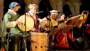 Concierto de música medieval y celta | Festival de Junio 2019