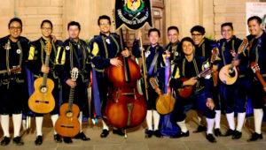 Concierto gratuito con estudiantinas de Guatemala y México | Junio 2019