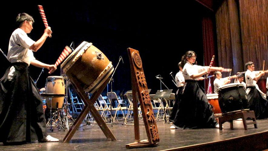 Concierto gratuito con músicos de Japón y Guatemala   Festival de Junio 2019