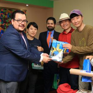 Corea del Sur turismo turistas coreanos 2019 documental