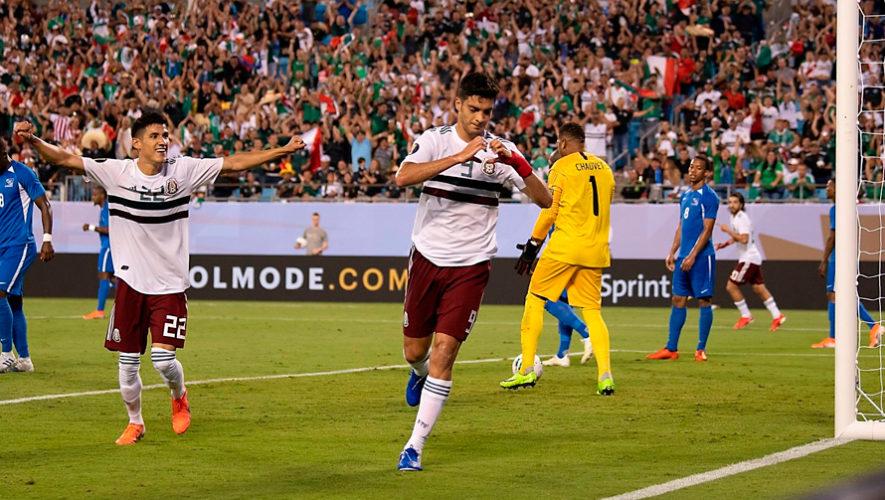 Costa Rica y México definirán el último clasificado a las semifinales. (Foto: ederación Costarricense de Fútbol)