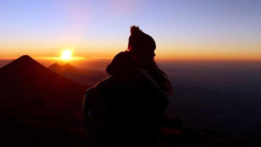 Curso básico de montañismo en el Volcán Pacaya | Julio 2019