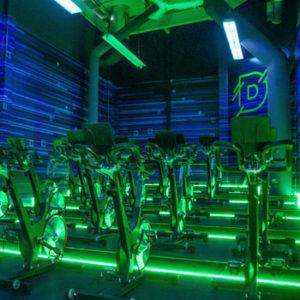 Dinamic Fitness Big Blue Guatemala 2019 natación academia