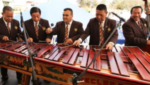 Domingo de marimba en Antigua Guatemala | Junio 2019