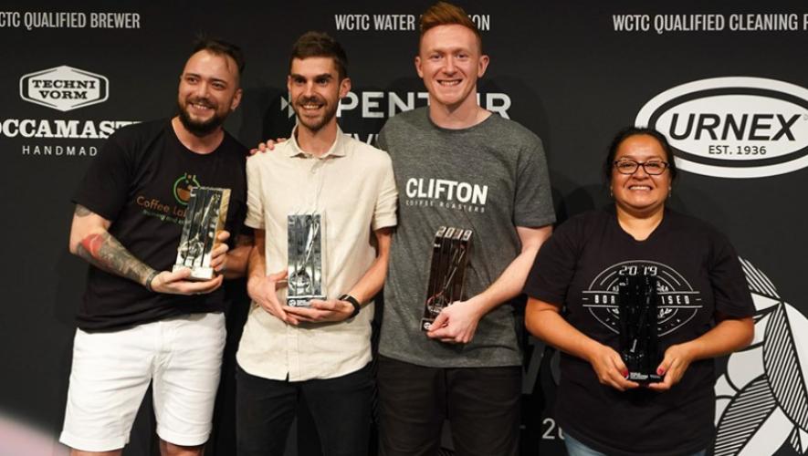 Dulce Barrera se encuentra entre los cuatro mejores catadores del mundo 2019