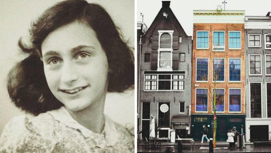 El Ático Secreto, La Vida de Ana Frank, exposición en Guatemala | Diciembre 2019