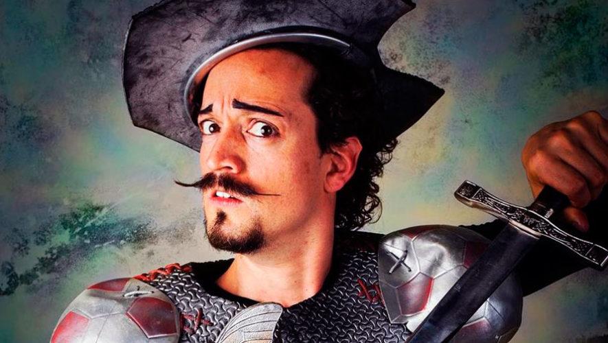 El Bigote de Don Quijote en la Zona 1 | Junio 2019
