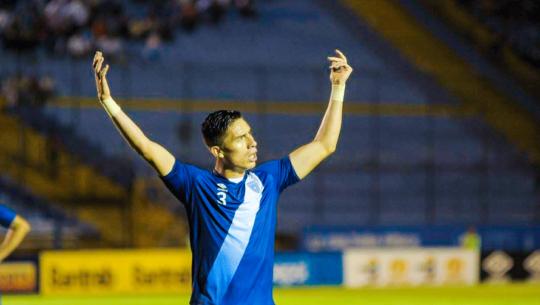 Elías Enoc Vásquez a prueba con el Puebla de México