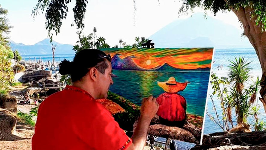 Exposición de arte de Erick Bustamante en el Paraninfo | Julio - Agosto 2019