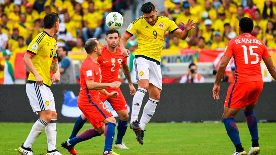 Fecha y hora en Guatemala: Cuartos de final Colombia vs. Chile, Copa América 2019