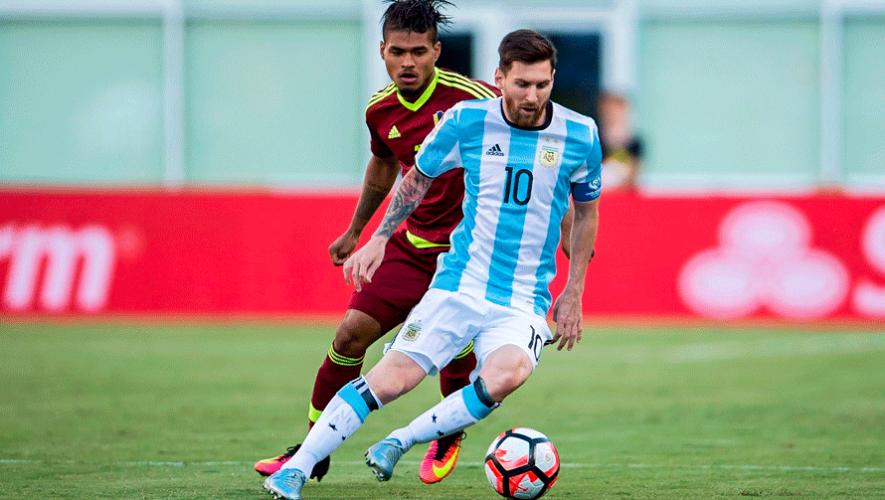 Fecha y hora en Guatemala: Cuartos de final Venezuela vs. Argentina, Copa América 2019