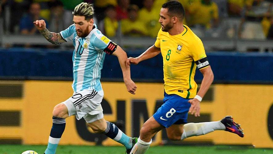Fecha y hora en Guatemala: Semifinales Brasil vs. Argentina, Copa América 2019