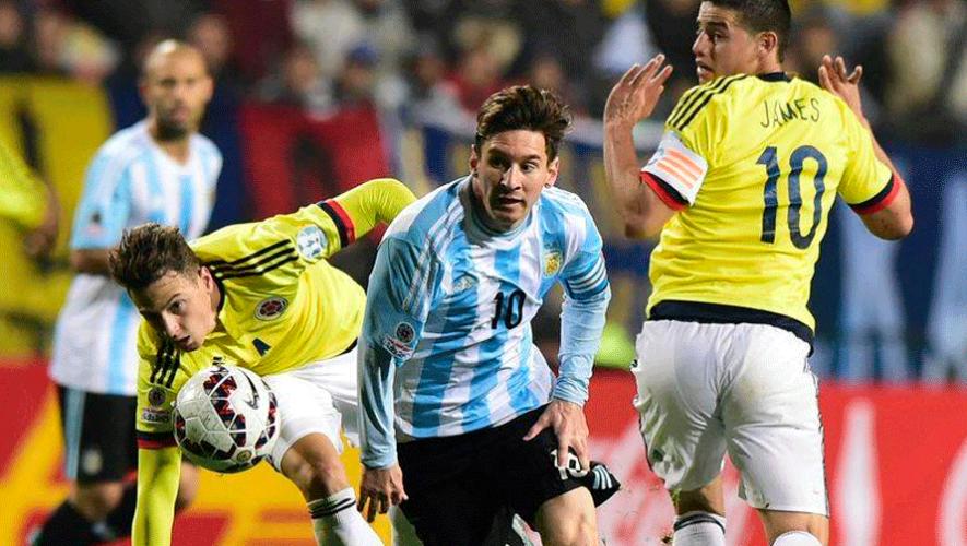 Fecha y hora en Guatemala para ver el partido Argentina y Colombia, Copa América 2019