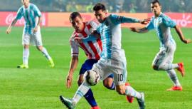 Fecha y hora en Guatemala para ver el partido Argentina y Paraguay, Copa América 2019