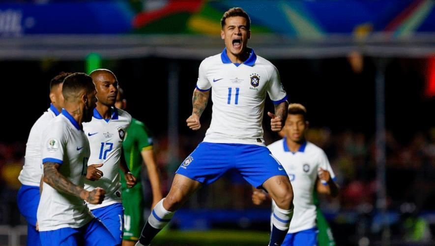 Fecha y hora en Guatemala para ver el partido Brasil y Venezuela, Copa América 2019