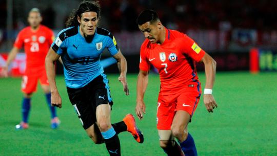 Fecha y hora en Guatemala para ver el partido Chile y Uruguay, Copa América 2019