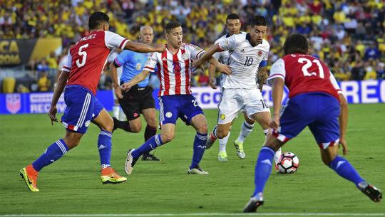 Fecha y hora en Guatemala para ver el partido Colombia y Paraguay, Copa América 2019