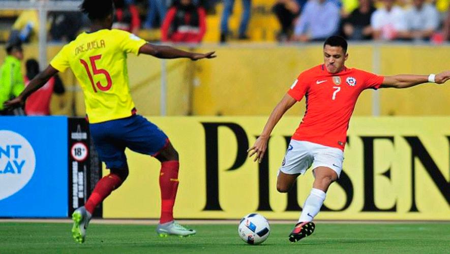 Fecha y hora en Guatemala para ver el partido Ecuador y Chile, Copa América 2019