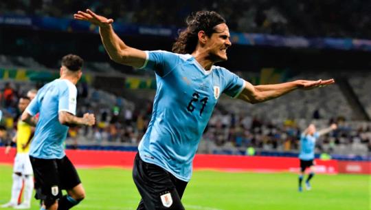Fecha y hora en Guatemala para ver el partido Uruguay y Japón, Copa América 2019