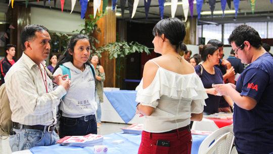 Feria de universidades de Estados Unidos en la Ciudad de Guatemala en junio 2019