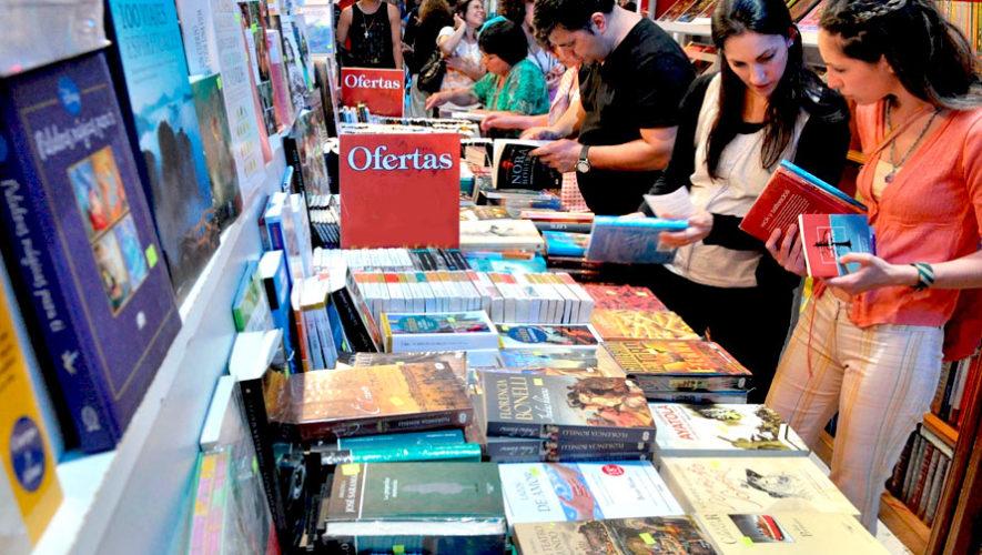 Feria del Libro en Plaza Barrios | Junio - Julio 2019