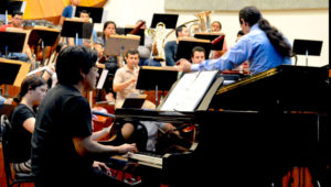 Festival Bach: Entre claves y cuerdas con J. S. Bach por la Orquesta Sinfónica | Agosto 2019