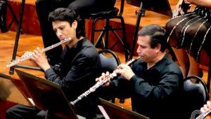 Festival Bach: Obras para instrumento solo por la Orquesta Sinfónica   Julio 2019