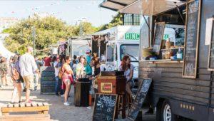 Festival de foodtrucks en la Universidad de San Carlos | Junio 2019